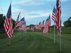 Veterans Memorial, Montevideo, MN