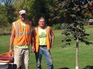 Jim Westlund and Todd Marnie