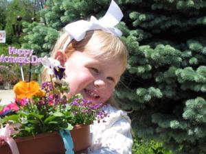 Belinda Kids Planting