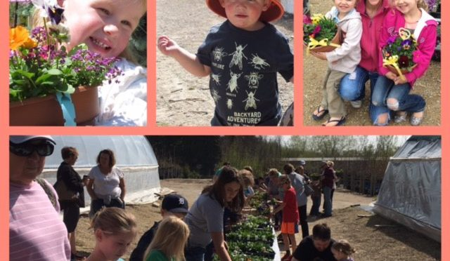 Kid's Planting Day